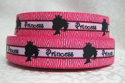 Brain Tumor Awareness grosgrain 1 inch  ribbon 3 yds hair bows key chains