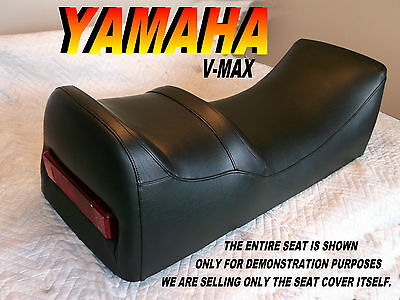 YAMAHA VMAX LE DX 600 1993-96 2up seat cover 500 480 deluxe touring 518