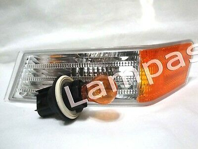 For 2007-2014 Patriot Corner Turn Signal Light Lamp L H Driver Side W/Bulb New