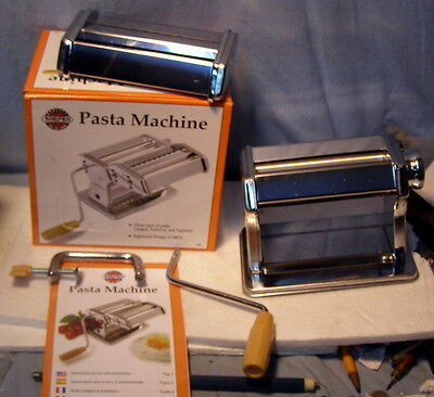 ** NORPRO -- PASTA MACHINE in ORIGINAL BOX - QUALITY for the COOK **