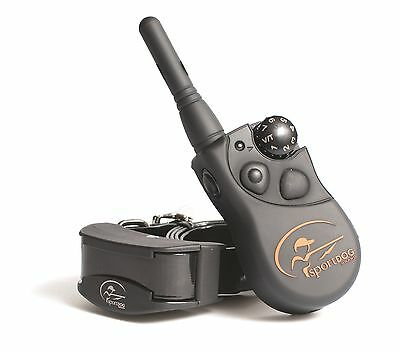 REMOTE SPORT DOG TRAINER SHOCK ELECTRIC TRAINING COLLAR 450m, others from £59