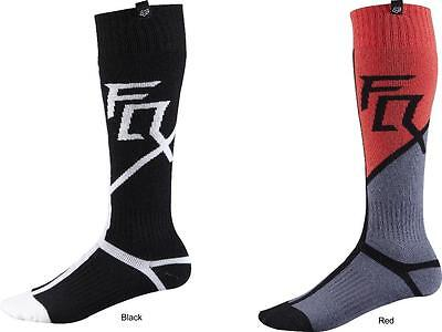 Fox Racing Fri Thick Capital Performance MX Riding Socks S(6-8) M(8-10) L(10-13)