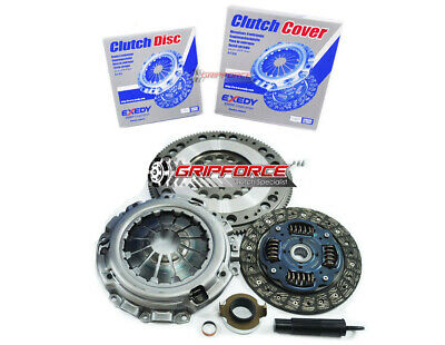 Exedy Clutch Pro-Kit+Fx Racing Chromoly Flywheel Acura Rsx Type-S Civic Si K20