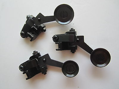 Set Of 3 Sizes Heavy Duty Roller Wheel Foot For Brother Juki Singer Industrial