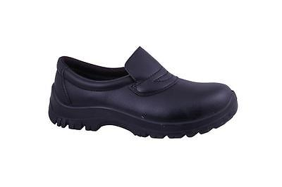 Slip On Safety Shoes High Slip Resistance For Catering Medical Food Processing