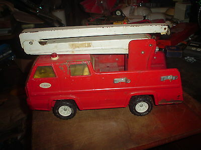 Tonka Fire Truck Parts Or Builder