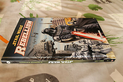 star wars delcourt rebellion 5 le sacrifice d ahakista tbe