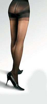 """Push-Up"" Tights 20 Denier,Shape Hips,Uplift Bottom,Pressing of Belly,ITALIAN"