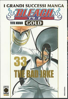 BLEACH GOLD n° 33 CON SOVRACOPERTINA, Planet Manga SCONTO 30%