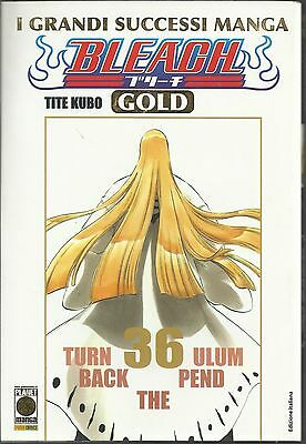 BLEACH GOLD n° 36 CON SOVRACOPERTINA, Planet Manga SCONTO 30%