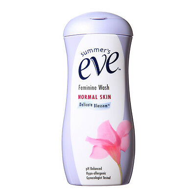 Summer's Eve Feminine Wash Normal Skin 8oz - Soap free & pH adjusted