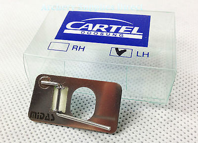 New Archery Left Hand Magnetic Cartel Arrow Rest Midas Mag