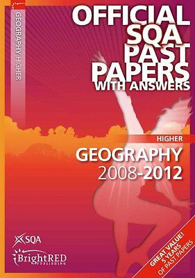 Geography Higher 2012 SQA Past Papers: Scottish Qualifications Authority