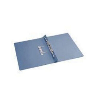 Q-Connect Transfer File Foolscap/A4 35mm Capacity Blue (Pk 25) KF26061