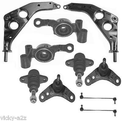 Mini One Cooper S Convertible 1.6 R53 Front Lower Wishbone Arms Anti Roll Links