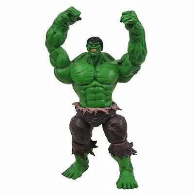 The Incredible Hulk Marvel Select Action Figure DEC074356