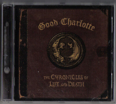 Good Charlotte - The Chronicles of Life and Death / Sony 2004 wie NEU (spiegelgl