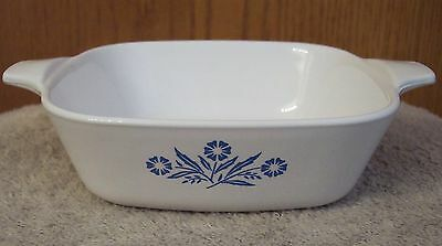 Corning Ware P-41 PETITE PAN ~ Blue Cornflower ~  No Lid