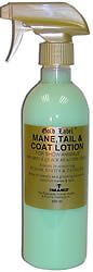 Gold Label Mane, Tail & Coat Spray x 500 Ml - Horse/Pony Grooming