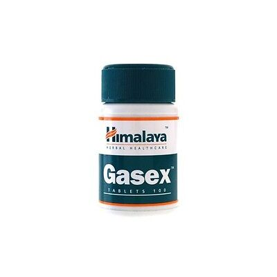Himalaya Herbal Gasex Abdominal Acidity Digestive Stomach Upset Indigestion Cure