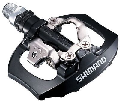 SHIMANO Touring Road Bikes SPD Pedals PD-A530 Black