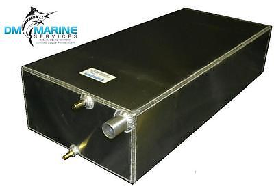 Marine Aluminium Boat Fuel Tank - 70L - Custom Made