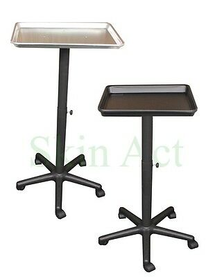 TROLLEY Cart Aluminum Tray Cart Beauty Salon and Spa Equipment By Skin Act