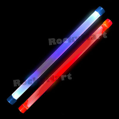 "16"" Glow in the Dark Flash Colorful Noise Whoop Sound Sticks Party Rave RM1500"