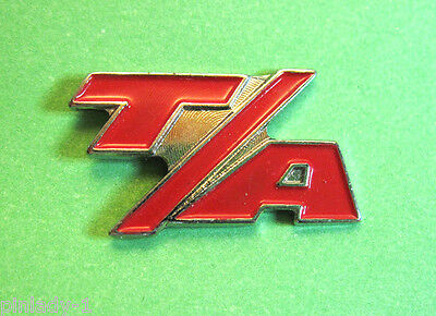 T/A  (for Dodge Challenger) - hat pin , lapel pin , tie tac , hatpin