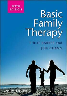 Basic Family Therapy 6E by Philip Barker (English) Paperback Book Free Shipping!
