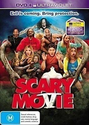 Scary Movie 5 (Five) Dvd/ultraviolet New
