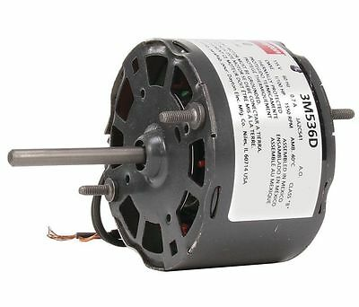 "1/100HP, 1550RPM, 115 Volt, 3.3"" diameter Dayton Electric Motor Model 3M536"