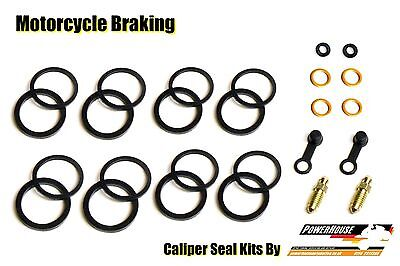 Honda CBR 600 RR RR4 2004 04 Nissin front brake caliper seal repair rebuild kit