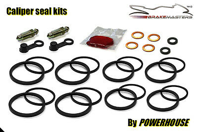 Honda CBR600 RR front brake caliper seal rebuild repair kit 2005 2006 RR5 RR6