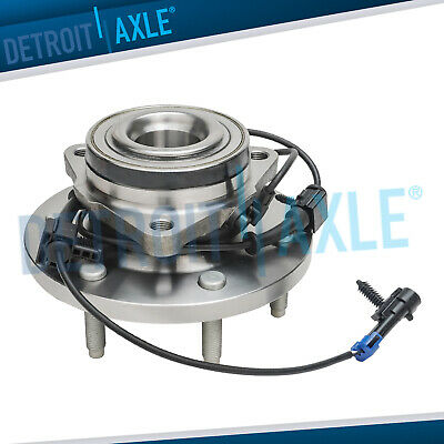 Detroit Axle Wheel Hub Bearing Assembly (Fits Front Left or Right Side) - w/ ABS