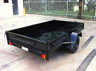 Box Trailer B New 9X5FT BIKES QUADS ATV UTV 9x6 10x5 8x5 7x5 7x4