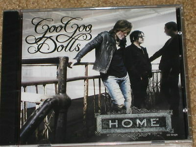 GOO GOO DOLLS - Home - 2 Track CD single! w/ Broadway LIVE! RARE! OOP!