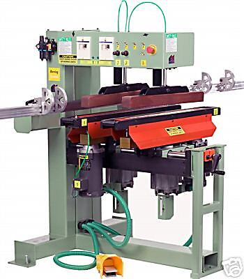 Conquest 46 Spindle Double Row Line Boring Machine (New in Crate)