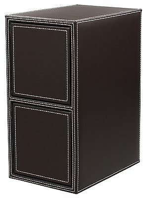 One Touch Design 200 CD Storage Cabinet, CDBP-200 OP, Brand New In Box, (BROWN)