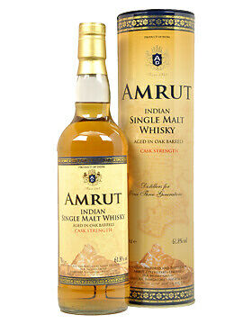 Amrut Cask Strength Indian Single Malt Whisky 700ml