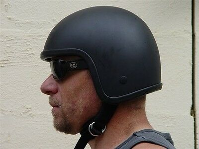 New X-Rated Low Profile Skull Cap Cannonball Novelty Crash Helmet Sizes S to 3XL