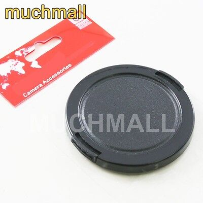 77mm 77 mm Snap On Front Lens Cap Cover for Canon Nikon Sony Pentax DSLR camera