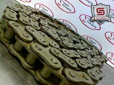 "Renold 100 Roller Chain, 1-1/4"" Pitch"