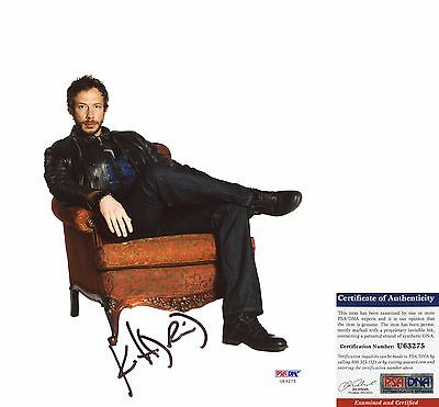 Kris Holden-Ried Signed 8x10 Lost Girl Dyson PSA/DNA