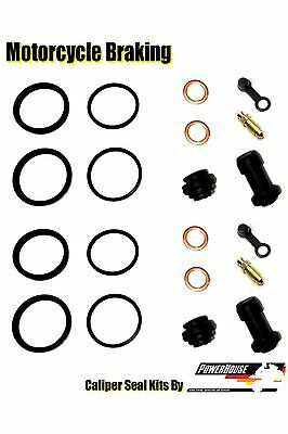 Honda CBR1000 CBR 1000 F CBR1000F FN 1992 92 front brake caliper seal repair kit