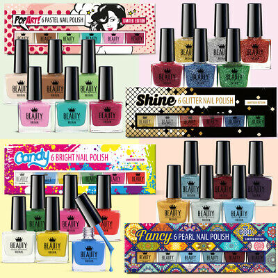 24 x Luxury Big Nail Polish 24Different Shades 4Gift Boxes High Quality 10ml B4B