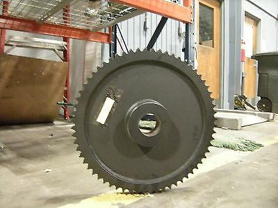 "Industrial Sprocket Double Chain Sprocket 20"" Pitch"