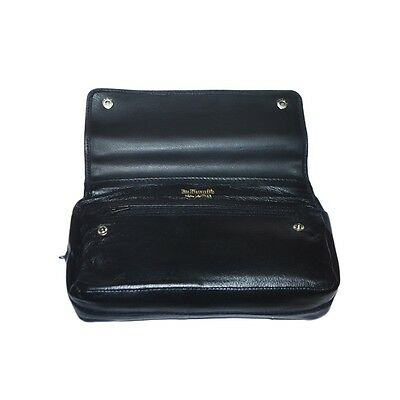 Dr Plumb Leather Combination Wallet Style Pipe Smokers Tobacco Pouch - P25510