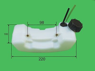 Gts Fuel Tank To Fit Various Strimmer Trimmer Brushcutter New