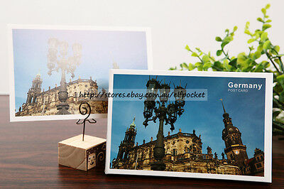 BULK 30Pcs Germany Scenery Travel Photo Decoration Postcards Greeting Gift Cards